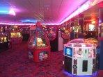 Park Facilities: Arcade