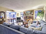 A beach vacation awaits at this 3-bedroom, 1.5-bathroom Seaside Heights vacation rental house!