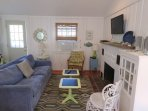 Flat Screen TV and WIFI- 567 Main Street Unit 5 Harwich Port Cape Cod New England Vacation Rentals