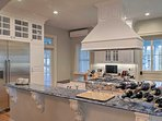 Prepare your favorite meals in the recently remodeled fully equipped kitchen!