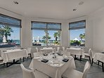Coastal is Portofino Island's signature restaurant