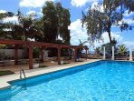 All Guest will be given Free access to the use pool and facilities at 'The Beach House'