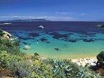 Villa Calypso, Giglio Island - spectacular  transparent waters