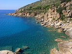 Villa Calypso, Giglio Island with spectacular  transparent waters