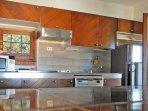Villa Calypso, kitchen