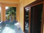 Welcome to Armonia - Private Plunge Pool