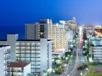 Myrtle Beach Nighttime CityScape