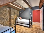 bedroom 7 - three single beds