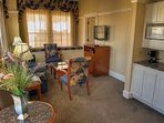 Style of Living Area in Condo