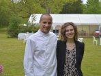 Aurélie et Sébastien, les propriétaires