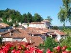 Aubeterre Village