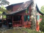 Beautiful New River Blue Ridge Cabin