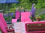 K39 Thistle Cottage - South Facing Wraparound Deck