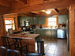 Fully Equipped Kitchen NEW Stainless Appliances
