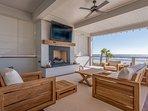 First floor porch overlooking Ocean!
