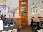 Terrace Cottage Kitchen