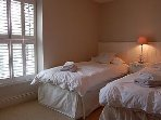 Terrace Cottage Twin Bedroom