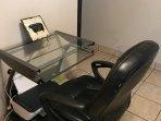 computer desk/printer .. business ready