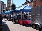 Sunday market day