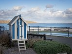 Filey is a tradional seaside town