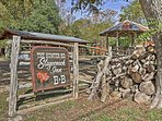 Spend your next romantic rendezvous at the beautiful and relaxing Hunter Road Stagecoach Inn!
