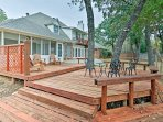 Adventure to the South when you book this vacation rental house in Southlake!