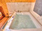 Pure Warm Air 2 Person Jazuzzi