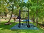 Outdoor Functional Gym