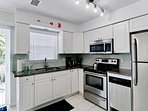 Kitchen Features New Appliances