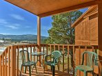 Bring your friends and family to this 2-bedroom, 2.5-bathroom vacation rental condo in Angel Fire, New Mexico.
