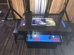 Shared Gameroom Arcade Game 1033 games including 80's classic games