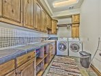 2nd Laundry Room