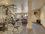 Expedition Station - Fitness room.