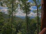 Long Range views are amazing at Big Bear.  #view