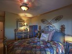 Another guest bedroom at Big Bear in Eagle's Nest.
