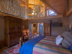 Every bedroom is a lovely as the last at Big Bear in Eagle's Nest.   #luxury