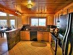 Kitchen w Mountain View