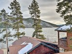 Situated steps from Shadow Mountain Lake and a matter of minutes from Granby and Rocky Mountain National Park, this...