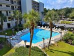 Litchfield Retreat Unit 305 - Shared Pool with Easy Beach Access