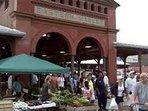 Eastern Market is just blocks away!
