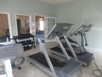 TWO COMMUNITY GYMS