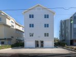 Welcome to Ocean Shoals!  Gorgeous ocean front townhome w/ 4 master suites