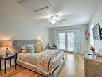 Stay at this 1-bath vacation rental cottage by all the excitement of New Orleans!