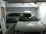 Un garaje para 2 coches