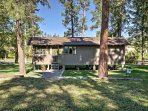 This home is an outdoor enthusiast's dream, offering easy access to fishing, kayaking, skiing, and more.