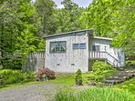 NEW! 1BR+Loft Private Woodstock Cottage w/Hot Tub!