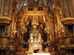 Altar principal catedral