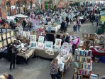 Tynemouth Station craft market, every weekend