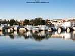 Tavira's Roman Bridge
