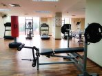 Gym Room for use